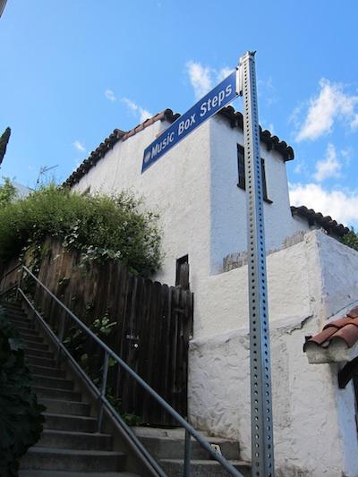 Music Box Stairs
